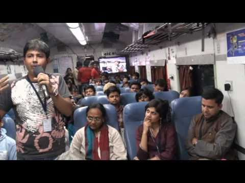 Tata Jagriti Yatra - Hindi Documentary Film Directed by Shankar Barve (TJY Yatri 2010)