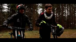 Norco vs Giant |Downhill Race|