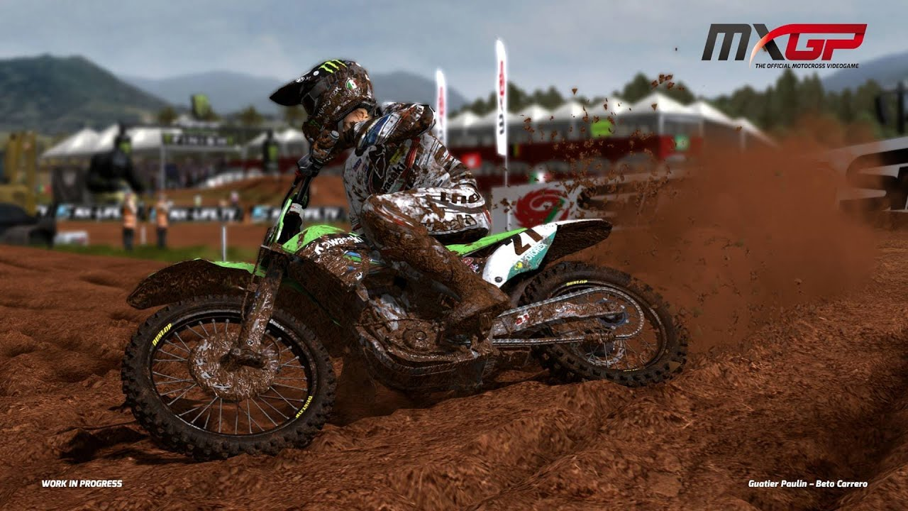 Dirt Bike Racing Games MXGP The Official Motocross