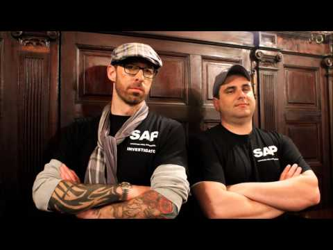 Shadow Travels Episode 2 - Saratoga Paranormal Research Team
