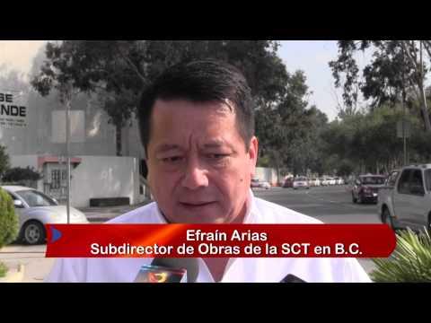 A finales de Enero el segundo acceso a Playas de Tijuana: SCT