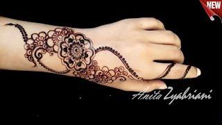 All Clip Of Gambar Henna Simple Untuk Pemula Bhclip Com