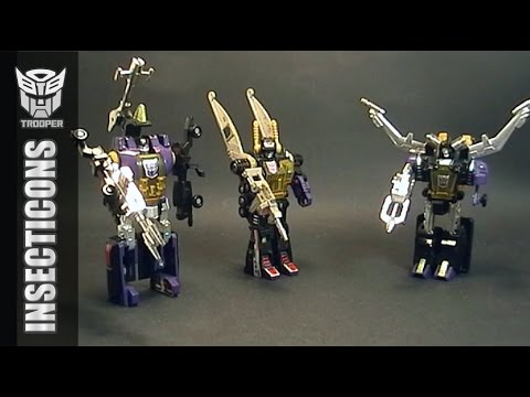 Insecticons Transformers Insecticons g1 Transformers