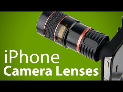 The BEST iPhone Camera Lenses! Plus: Nook Tablet, Tekzilla on Google+ and Why is My PC So Slow?