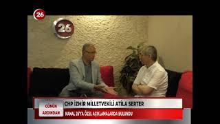 Günün Ardından | CHP İzmir Mv Atila Sertel
