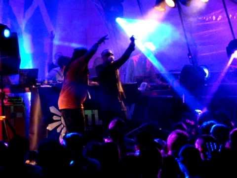 Solo Banton, YT & Maffi - Talk To Me Riddim @ Outlook Festival 2012