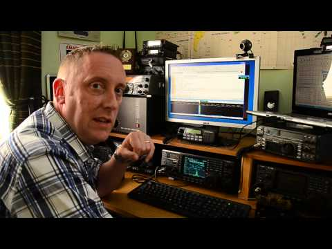 EI2KC making only his second ever PSK31 QSO on 6 metres