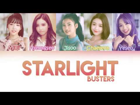 """Download BUSTERS 버스터즈 - """"STARLIGHT""""   Color Coded s HAN/ROM/PT-BR Mp4 baru"""
