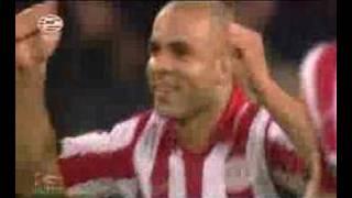 Alex Free kick against Excelsior