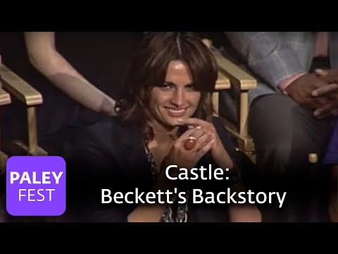 Castle - Suckerpunch, Stana Katic & Beckett's Backstory (Paley Center, 2010)