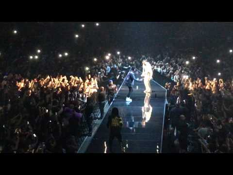 UNFORGETTABLE -THE WEEKND (French Montana & Swae Lee) pt16/19 LEGEND OF THE FALL 6.7.17 BARCLAYS