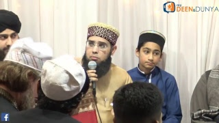Bazm e Raza   3rd Grand Mehfil - Jamia Masjid Bilal Rochdale   December 2018