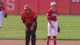Brashear Baseball vs LaPlata April 21, 2018