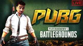 PUBG LIVE |||| LOTS OF BHASADBAZI || ROAD TO 8500