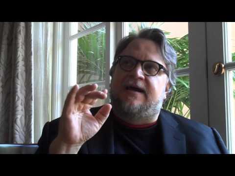 Guillermo Del Toro - 'Crimson Peak' Interview