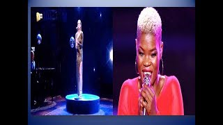 Wow Idols SA Top 7 - Micayla and Twins Viggy and Virginia Impress. Nqobile Goes Home.