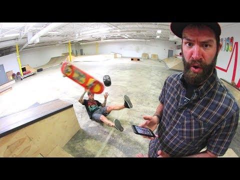 Don't Die Skateboarding!