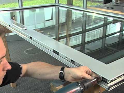 Siegenia Aubi SI-Motion MHS400 lift & slide system (ENGLISH language)