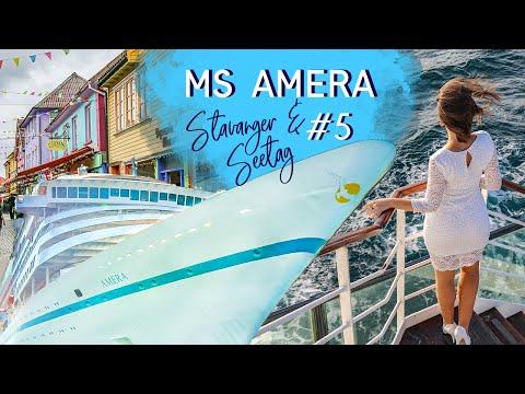 Norwegenkreuzfahrt mit MS AMERA - Vlog 5 | Phoenix Reisen (Verrückt nach Meer)