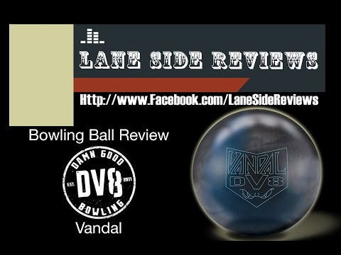 DV8 Bowling Vandal Review by Lane Side Reviews