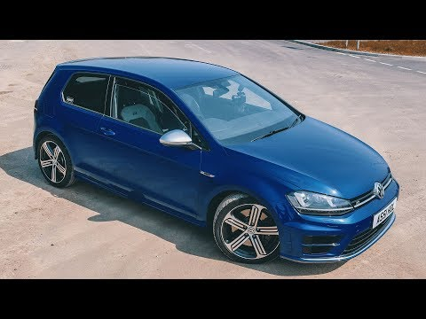 Who's Going To WIN MY 600 BHP VW GOLF R?