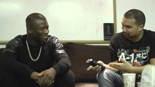 O.T. Genasis - New York Press Run [Episode 1]