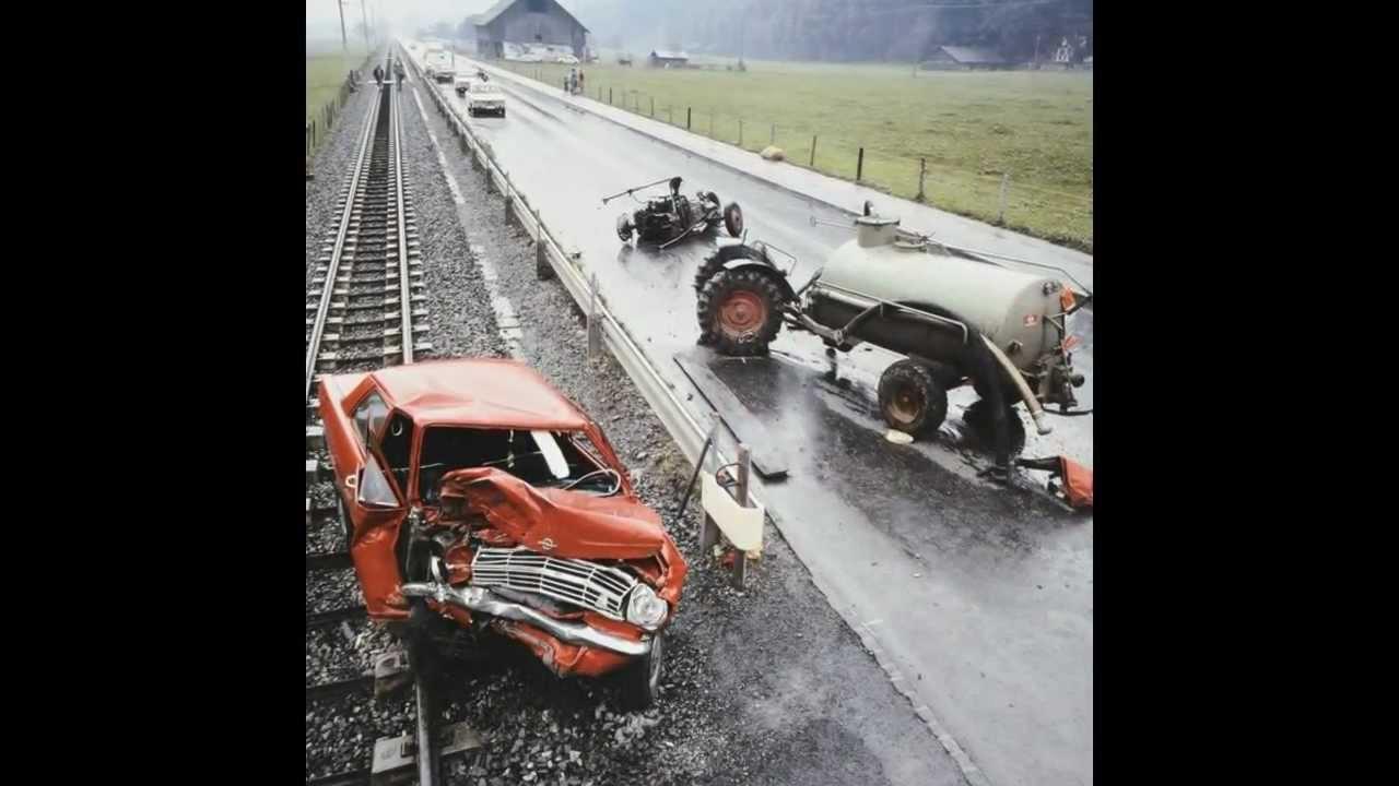Music Videos With A Car Crash