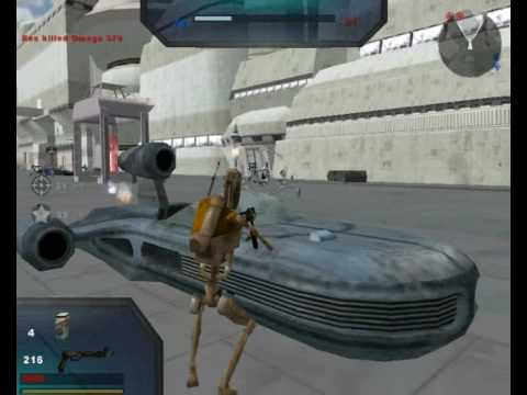 Star Wars Battlefront 2 Mods & Maps Video Series Aldura Campaign (part 1)
