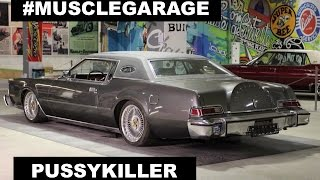 #MUSCLEGARAGE Pussy Killer. (Lincoln Mark 4)