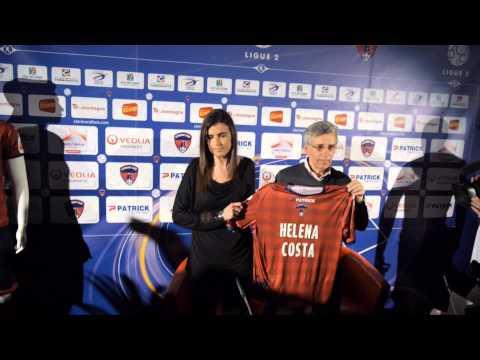 Doch nicht die erste Trainerin! Helena Costa tritt bei Clermont Foot zurück | Ligue 2