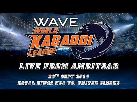 World Kabaddi League, Day 17: Royal Kings USA Vs. United Singhs