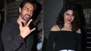 Rock On 2 Release Party Hosted By Farhan Akhtar | Arjun Rampal, Prachi Desai