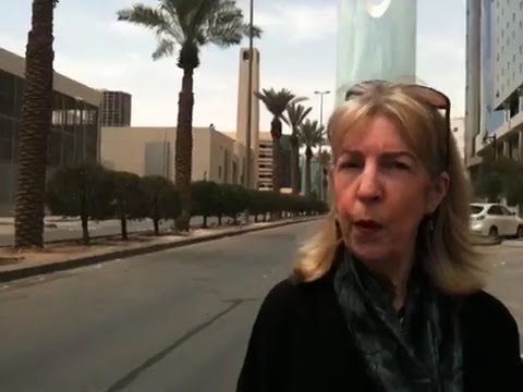 Meet the Journalist: Caryle Murphy in Saudi Arabia