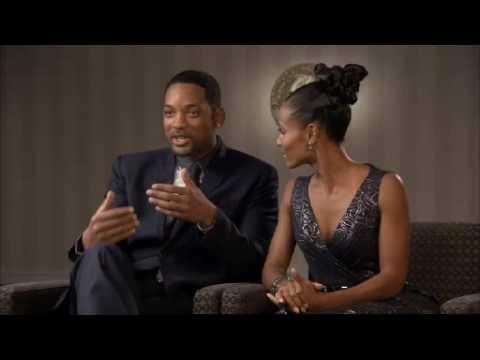 Will Smith and Jada Pinkett Smith - Interview with Barack Obama