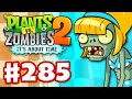 Plants vs. Zombies 2: It's About Time - Gameplay Walkthrough Part 285 - Tiki Torch-er! (iOS)
