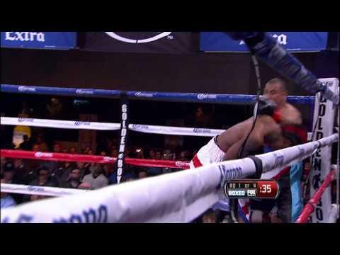 Luis Ramos vs Ricardo Williams Jr Recap