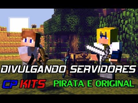 CPKits - KitPvP. 1v1 e muito mais! (Pirata/Original)