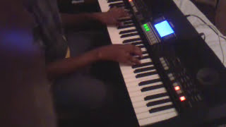 A Wonderful God by jabu hlongwane (cover)