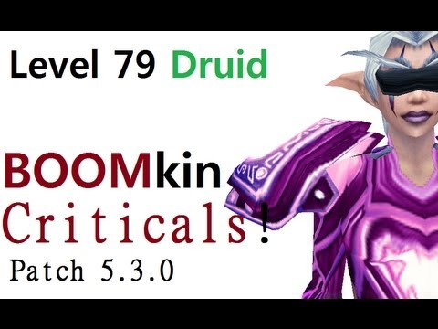Asterial - Level 79 Balance Druid Twink Pvp - Mop Patch 5.3.0 video