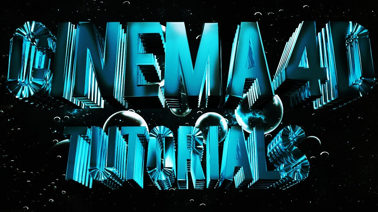 how to make 3d text in cinema 4d for photoshop
