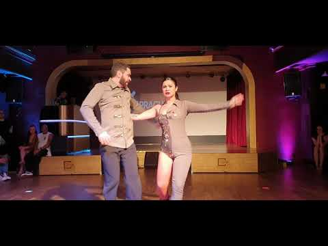 Freddy and Andressa Brazilian Zouk Performance at Prague Zouk Congress 2019