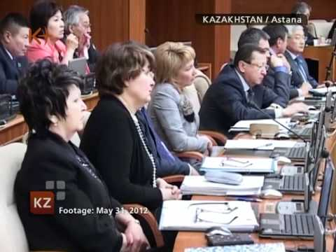 Kazakhstan. News 2 June 2012 / k+