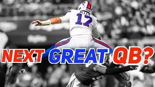 Why Josh Allen Is The next GREAT NFL Quarterback