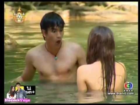 Saichon-Nangfah แก้ผ้าเล่นน้ำ_GameraiGameruk Ep2