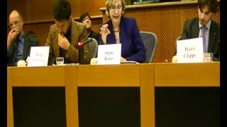 """Barriers to free trade between EU and Asia"" conference in the European Parliament"