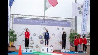 Trofeo Nazionale U15 - Esordienti A Femmine 11 aprile 2021