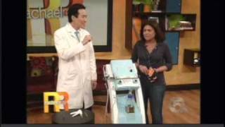 Dr. Bauman offers No Linear Scar Hair Transplants with NeoGraft as seen on Rachel Ray
