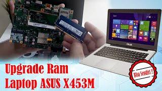 Upgrade Ram Laptop ASUS X453M
