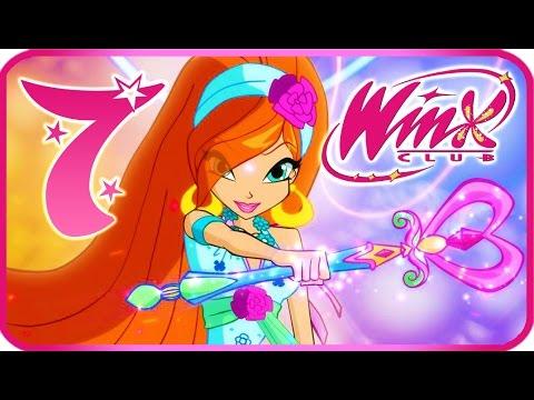 ✦✦ WINX CLUB Walkthrough Part 7 (PC. PS2) Alfea - School under Attack ! ✦✦