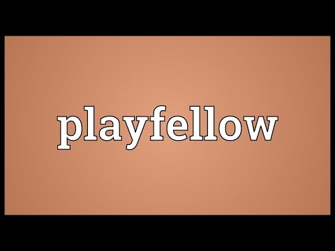 Header of playfellow